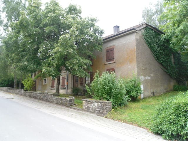 Old renovated farmhouse