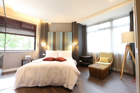 Super Host Central Taipei Ensuite (R201) - Zhongshan District
