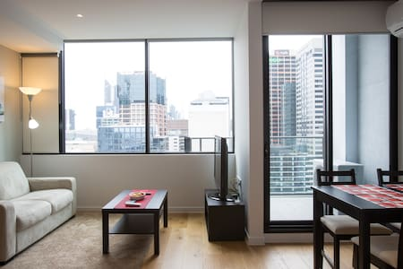 Luxurious Apartment Melbourne CBD