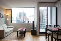 Modern++Apartment+Melbourne+CBD