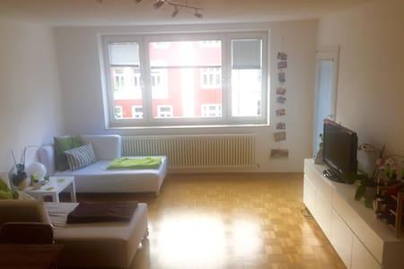 Beautiful flat in Munich, Schwabing - Monachium
