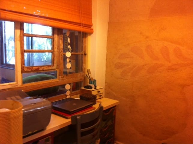 stay with us in a private mud room! - Tel Aviv-Yafo - Bed & Breakfast