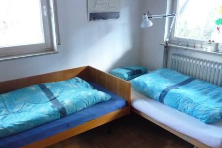 Nice room in Stuttgart Rohr - Stuttgart