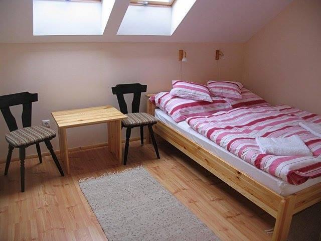Franciaágyas szobák  - Lukácsháza - Bed & Breakfast