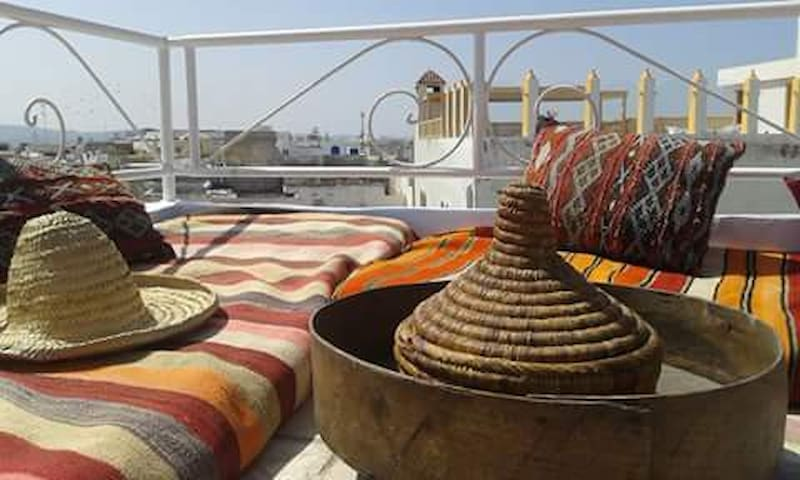 appartement-medina-terrasse - Essaouira - Apartmen