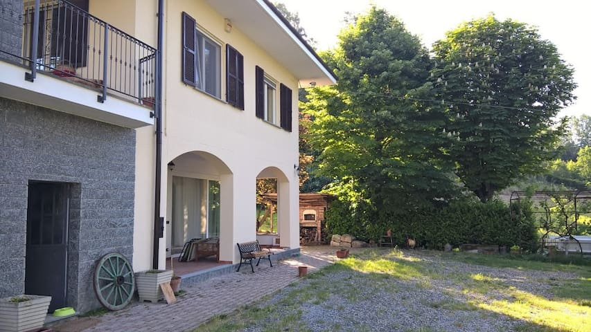 B&B Ant'la Vigna Monferrato Vnyd. - Strevi - Bed & Breakfast