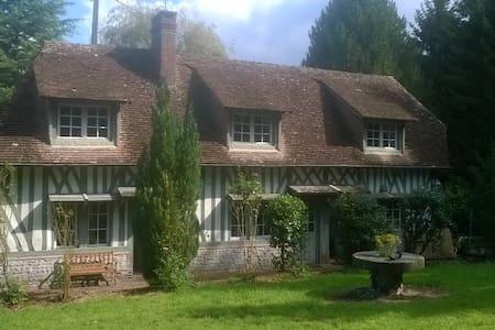 Maison familiale normande/30mn mer - Courtonne-la-Meurdrac - 独立屋
