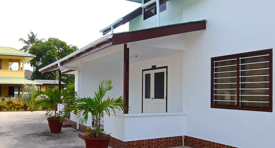 Front Exterior of Bungalow