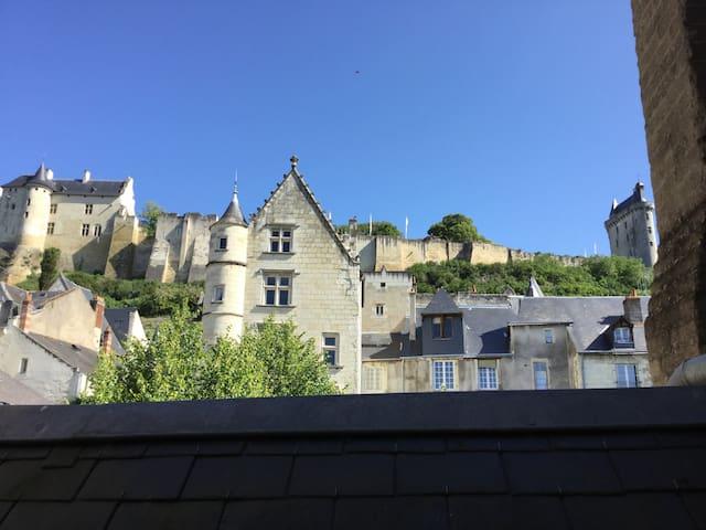Appartement dans centre historique - Chinon - Apartamento