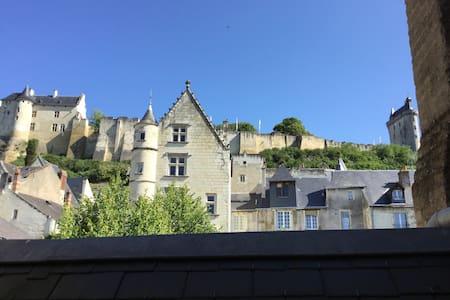 Appartement dans centre historique - Chinon - Byt