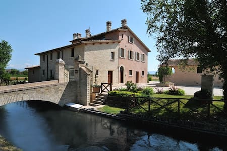 La mia country house sul Clitunno - Casco Dell'acqua, Trevi - Bed & Breakfast