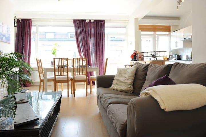 Nice and cosy flat in Brussels - Ixelles - Appartamento
