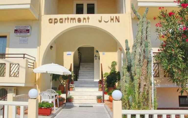 Studio in John Apartments - Platanias - Apartment