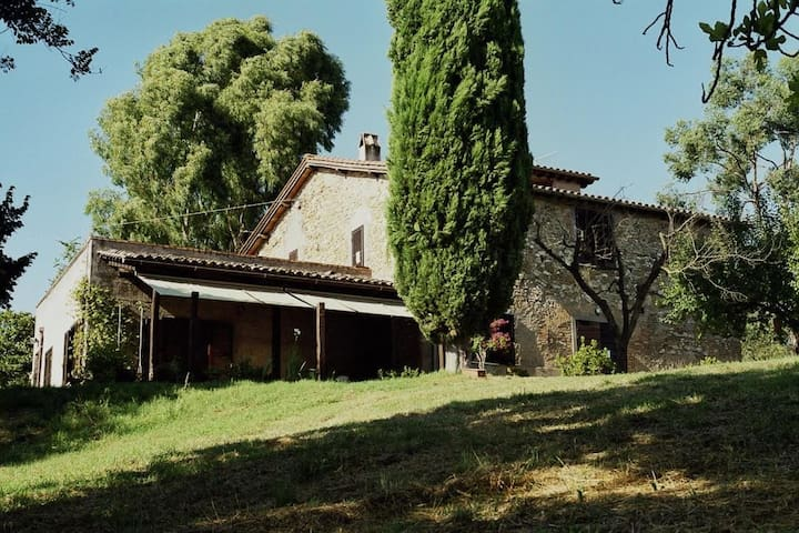 Lovely Country Home - near Rome and Umbria