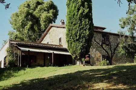 Lovely Country Home - near Rome and Umbria - Forano - Lejlighed