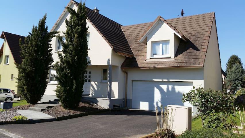 Belle Maison idéalement située - Schwindratzheim - Hus