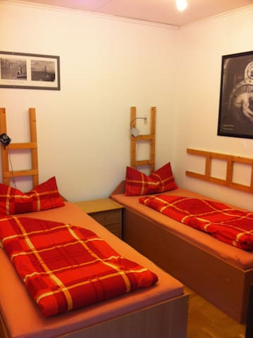 3 bed room, Barbecue place, Wifi - Altenstadt - Rumah