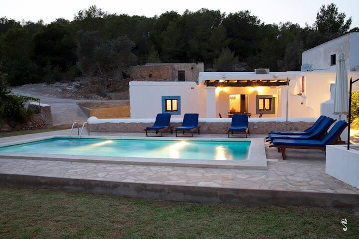 Can Caus - Sant Jordi - Ibiza - House
