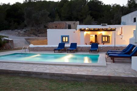 Can Caus - Sant Jordi - Ibiza - Haus