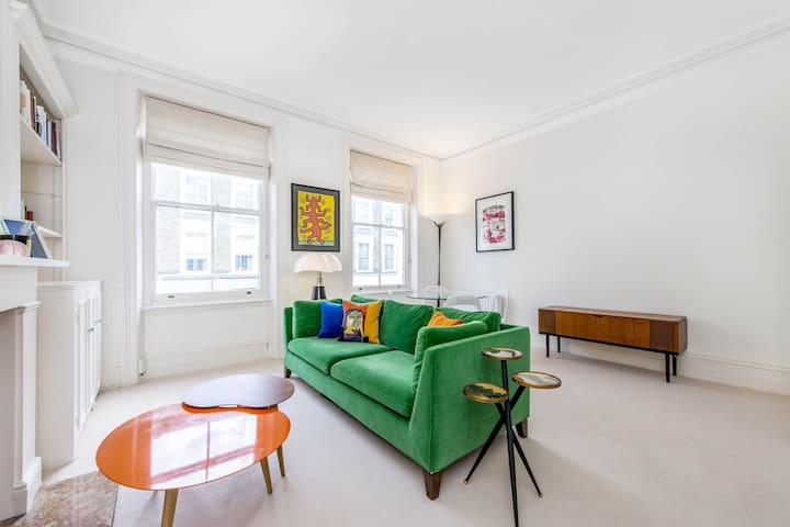 Charming One Bedroom Flat - Chelsea - Londres - Apartamento