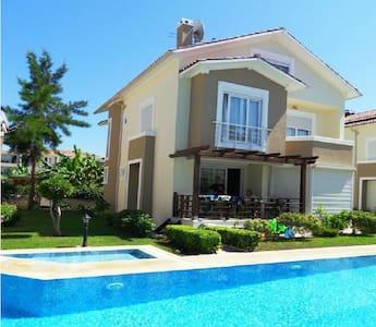 Luxury 4 bed family/golfing villa - Belek Belediyesi - House