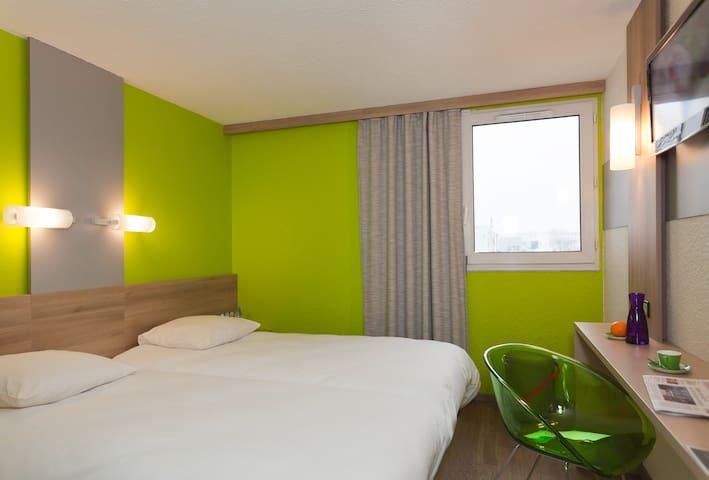 Chambre 2pers p'déj inclus hôtel Ibis Styles Brive - Brive-la-Gaillarde - ที่พักพร้อมอาหารเช้า