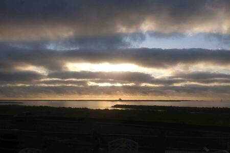 Cool Coast at King Salmon's Breathtaking sunsets