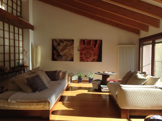 Camera in villetta condivisa - Sesto San Giovanni - Casa