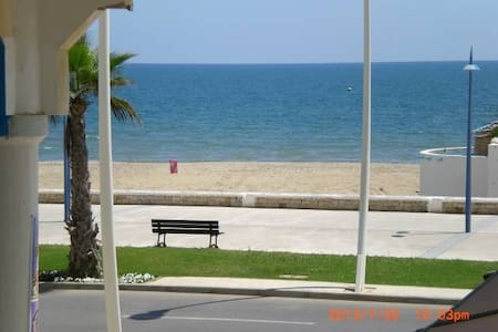 Apartment for holidays on the beach in Martil - Martil