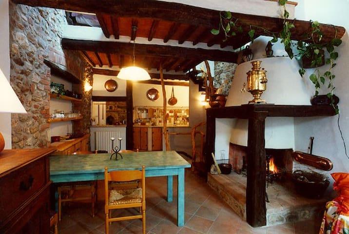 Il nido dell'artista - San Lorenzo A Merse, Monticiano