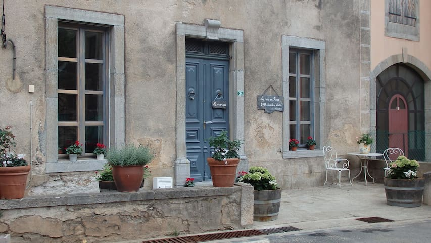 B&B, La vie en rose - Roquebrun - Bed & Breakfast
