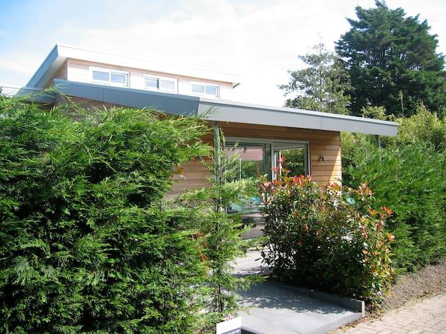 Vrijstaande vakantie bungalow - Noordwijk