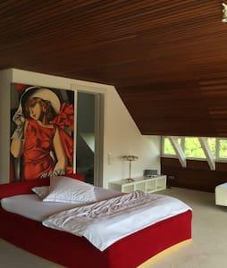 DACHGESCHOSS ZUM VERLIEBEN 1-2 Pax - Westerau - Apartment