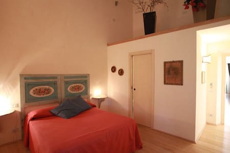 Double Room Camelia - B&B Florence - Pontassieve - Bed & Breakfast