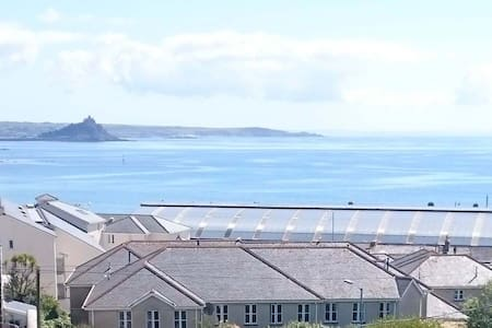 Lovely little home with big seaview - Penzance