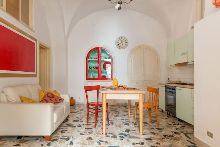 La Casetta in the white old town - Cisternino - Apartamento