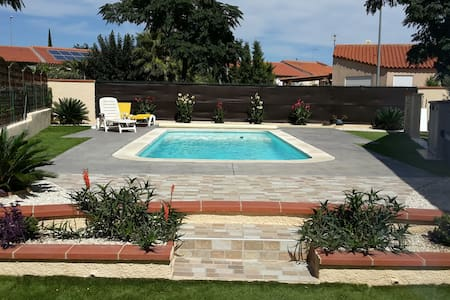 Beautiful villa south of France - Saleilles