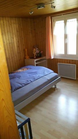Zimmer in einer Wohnung - Schattdorf - House