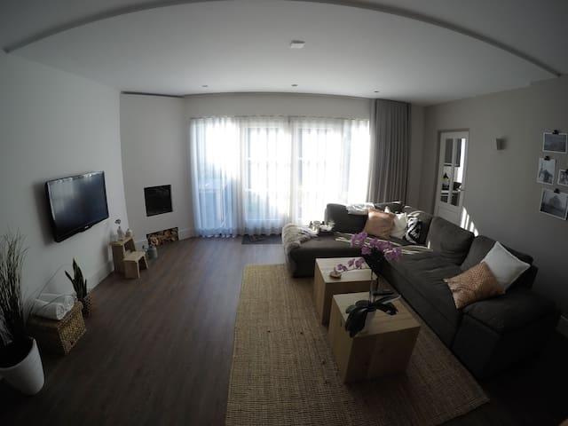 Heerlijk modern ingericht huis - Rosmalen - Huis