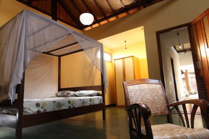 Big bed room Villa Sambal