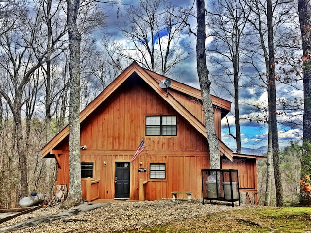 VIEW!! Cabin Near Gatlinburg & Pigeon Forge! - Sevierville - Cottage