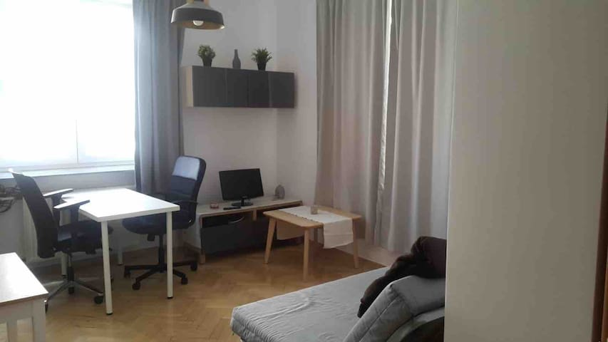 Warsaw pride apartment