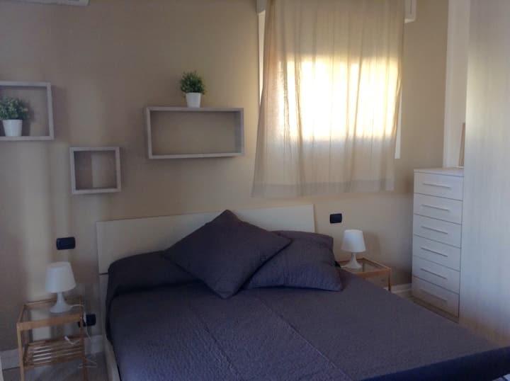 cozy studio apartment Perugino's house