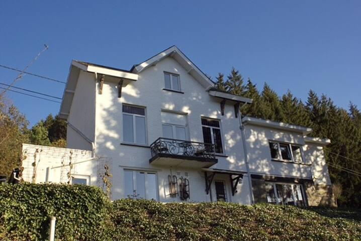Gezellige 12-p vakantiewoning - Trois-Ponts - Villa