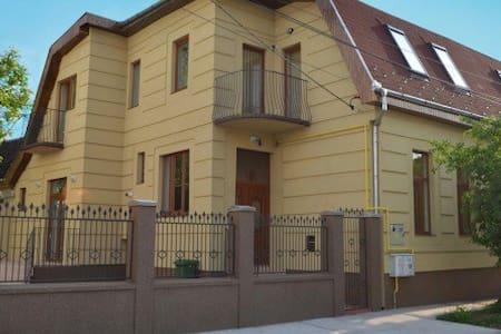 Pannonia Apartments