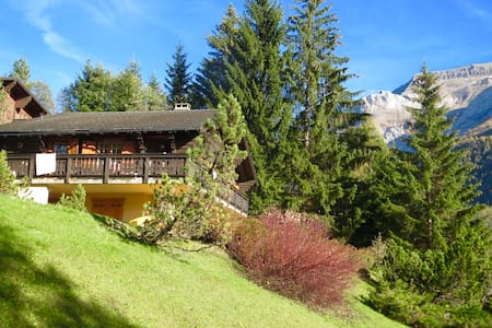 Chalet/apato-3 bedroom-ground level