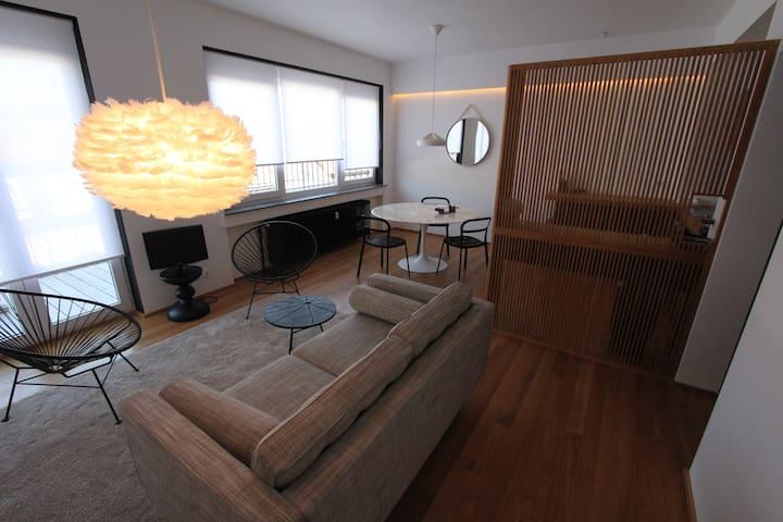 Apartment Louise/Flagey - Ixelles - Lakás