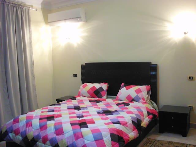 Three bedrooms flat - New Cairo City - Apartament