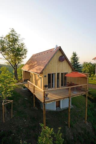 PURESLeben Weinstöckl Tunauberg - Oberhaag - House