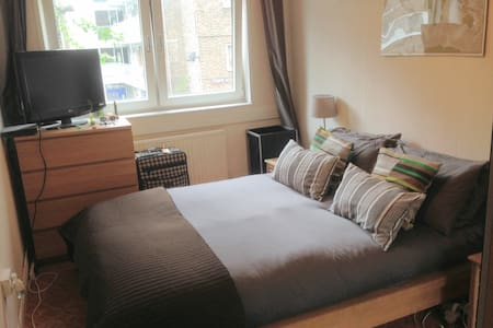 Double Room in Kings Cross Central